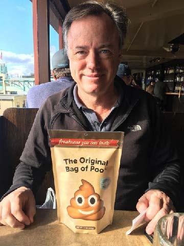 Barry Creator The Orginal Bag Of Poo