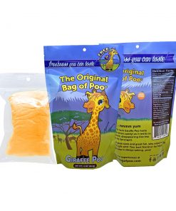 Original Bag Of Poo Product Giraffe Poo