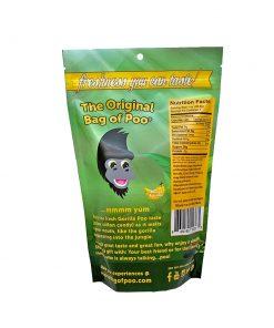 Original Bag Of Poo Product Gorilla Back