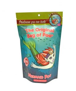 Original Bag Of Poo Product Mermaid Front