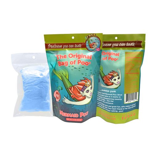 Original Bag Of Poo Product Mermaid Poo