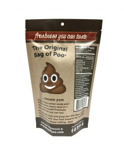Original Bag Of Poo Product Original Back