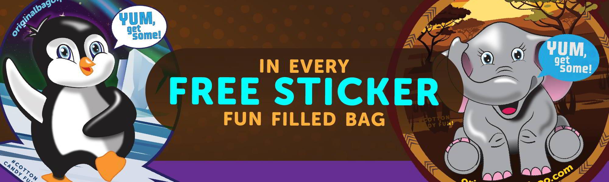 Free Stickers 100
